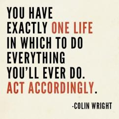 act-accordingly
