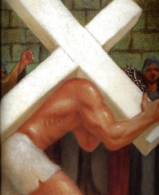 Christ with Cross