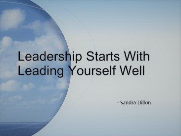 Leadership Lead