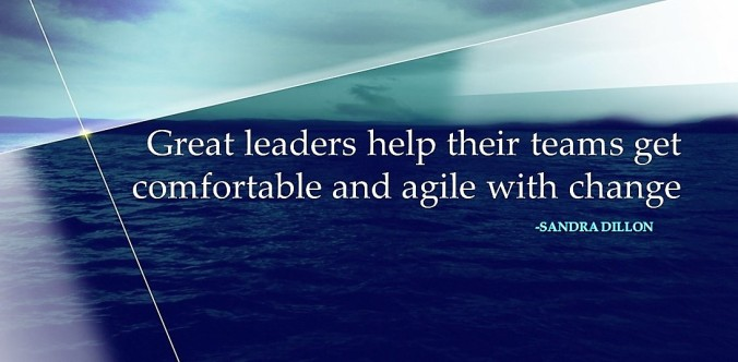 Leaders Agile Change