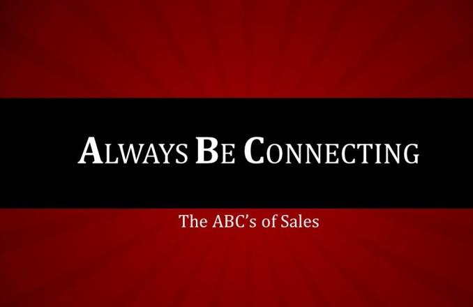 Sales ABC