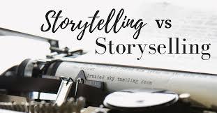storytelling storyselling